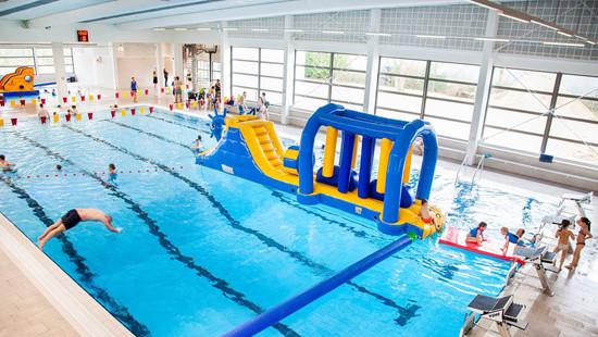 Zwembad In de Bandert