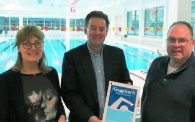 Keurmerk Veilig & Schoon Zwembad In de Bandert