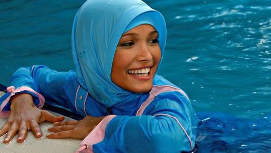 zwemlesvrouwen